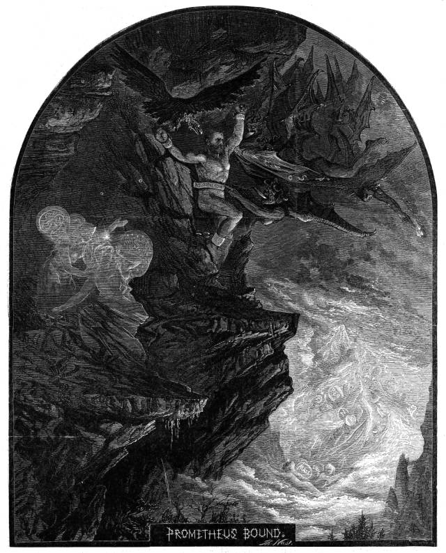 Enjoying Quot Prometheus Bound Quot By Aeschylus