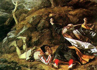 William Dyce painting