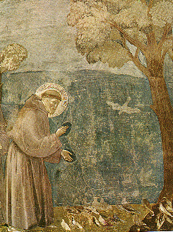 Giotto painting