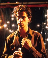 Hamish Linklater as Laertes with poison