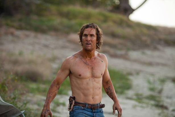 Matthew McConaughey Still Fit At Age 44