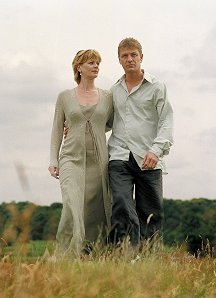 Sean Bean & Samantha Bond