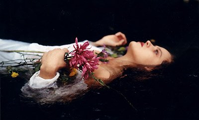 Ophelia by Diana Elliott