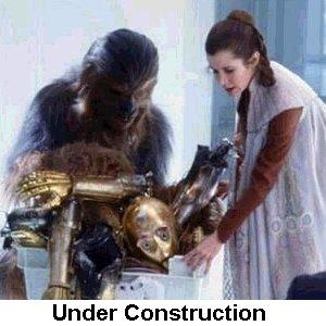 Star Wars Character Generator